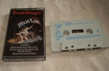 Meat Loaf Album Good (G) Inlay Condition Music Cassettes