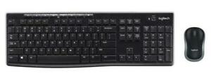 Logitech MK270 WIRELESS COMBO K270 Keyboard Laser Mouse 920-008971 USB  #p8