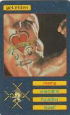 Telefoonkaart Phonecard PTT Telecom kwartet - Geliefden / Mama