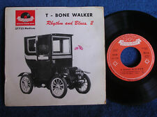 T-Bone Walker/Rhythm and Blues 2/Original French EP/Polydor 27722/EX+ to MINT-