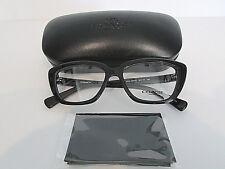 32e3adb16ae5 Coach Womens Hc6090 5002 Black Plastic Cat Eye Eyeglasses