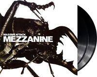 "Massive Attack ""mezzanine"" limited V40 Anniversary Edition Vinyl 2LP Virgin NEU"