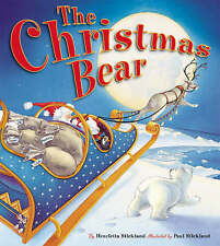The Christmas Bear by Paul Stickland, Henrietta Strickland (Paperback, 2006)