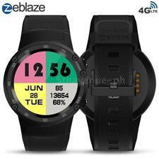 Zeblaze Thor 4 4G LTE GPS Smartwatch Telefon Kamera Fitness Tracker Neu I4F5