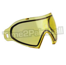 Dye I4 / I5 Thermal Replacement Lens - Yellow **FREE SHIPPING** Paintball