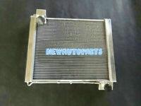 62MM 3 Row Aluminum Radiator For Chevy Chevrolet Corvette 1961-1962  61 62 MT