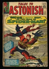 Tales To Astonish #57 FA/GD 1.5 Early Spider-Man Appearance! giant ant man hulk