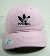 22ee423d255e adidas Women s Originals Relaxed Fit Cap One Size Clear Pink white