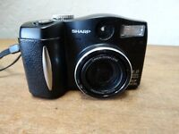 Sharp Digital Still Camera 4.0 Mega Pixels VE CG40