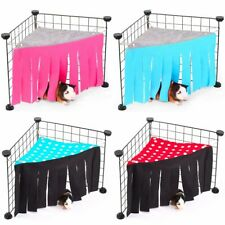 Soft Guinea Pig House Bed Cage For Hamster Mini Animal Mice Rat Nest Bed Hammock