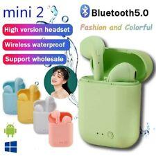 New listing HeadphonesMini-2 Tws Bluetooth Wireless Earphones 5.0 Sports Headset Gaming Ear