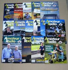 lot of 15 x AMATEUR RADIO journal (Wireless Institute of Australia)