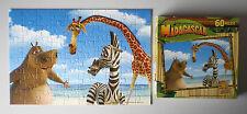 Madagascar Puzzle, 60 Teile, RAR, gebraucht, komplett, DreamWorks