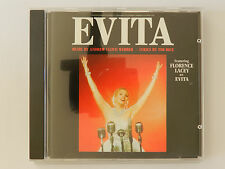 CD Evita Andew Lloyd Webber Florence Lacey