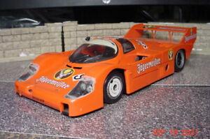Revell Porsche 956 C Jagermeister Built Model 1/24 UPRM1