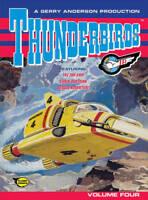 Thunderbirds Comic: Volume 4, Anderson, Gerry, New, Book