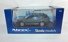 ABREX SKODA OCTAVIA GREY METALLIC 1/43 SCALE Models
