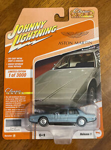 Johnny Lightning *1983 Lagonda Aston Martin* Limited Edition 1 of 3000 Collector