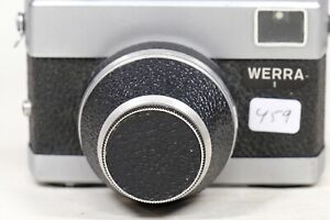Werra 1 Camera with hood and Cap