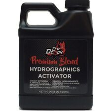 Dip Demon® Premium Blend Hydrographic Hydro water transfer Activator 16oz Pint