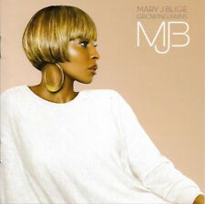 MARY J BLIDGE - GROWING PAINS  -CD NUOVO