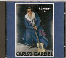 CD COMPIL 18 TITRES--CARLOS GARDEL--TANGOS