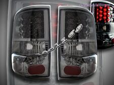 2004 - 2008 FORD F150 STYLESIDE SMOKE LED G2 TAIL LIGHTS XL XLT LARIAT