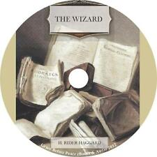 The Wizard, Religious Adventure Audiobook by H Rider Haggard on 1 MP3 CD