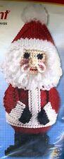 Santa - Quick Count Plastic Canvas Kit