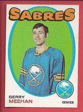 1971-72 O-Pee-Chee Hockey # 160 GERRY MEEHAN