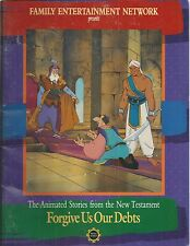 Forgive us of our Debts Activity Book Animated Stories NewTestament very good