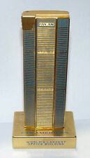 Pan Am Airlines Building Tower NY New York City Large Table Lighter Rare