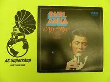 "Paul Anka my way - LP Record Vinyl Album 12"""