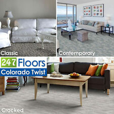 Contemporary Fitted Normal-Pile Carpets & Underlay