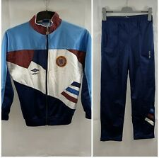Aston Villa Football Tracksuit 1990/92 Adults XS Umbro C734