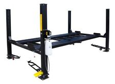 New 9,000 lbs. 4-Post XLT Parking/Storage Lift - Extra Long & Tall