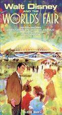 NEW Walt Disney and the 1964 World's Fair (Audio CD)