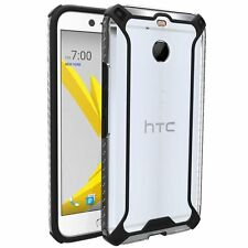 "Poetic Affinity ""Protective Bumper Soft Shock proof TPU"" Case For HTC Bolt Black"