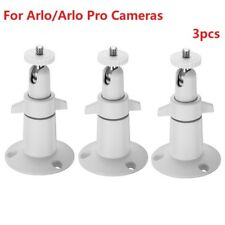 3pcs Security Camera Wall Mount Indoor Outdoor Bracket For Arlo/Arlo Pro Cameras