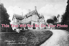 SO 336 - The Hospital, Shepton Mallet, Somerset - 6x4 Photo