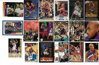 CHARLES BARKLEY LOT OF 18 DIFFERENT BASKETBALL CARDS SIXERS SUNS ROCKETS