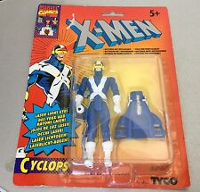 1993# TYCO MARVEL X-MEN VINTAGE CYCLOPS ACTION FIGURES#MOSC
