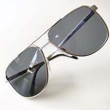 vintage RODENSTOCK exclusiv 7054 sunglasses titanium silver West Germany 002