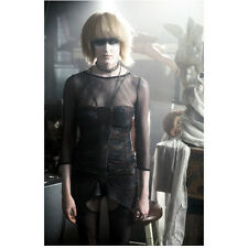 Blade Runner Daryl Hannah as Pris in black dress arms at sides 8 x 10 Inch Photo