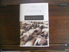 The Border Trilogy:THE CROSSING #2, Cormac McCarthy, 1st ed/1st print 1994, HCDJ
