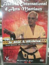 Festival international d'arts martiaux : Ju-Jitsu & Aikijutsu - Vol. 3 (PAL,DVD)