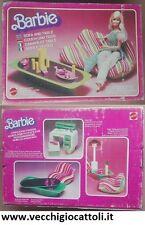 Mattel Barbie 2156 Dream Furniture Sofa & table Sofa e tavolo 1978