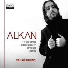 Charles Alkan - Sonatine op.61 (Vincenzo Maltempo) CD