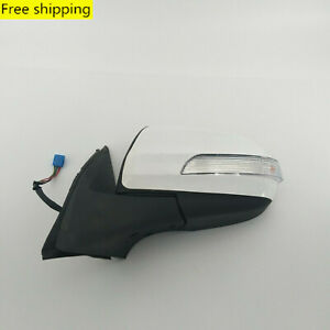 High quality GREAT WALL MOTORS X200/X240 LEFT  DOOR MIRROR  white COLOUR