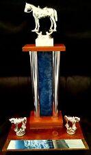 Nsca Trophy National Championship 1968 O-Mok-See Helena Montana Rodeo Equestrian